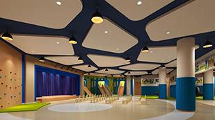爱朗国际幼儿园剧院