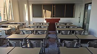 圣马克国际高中教室