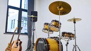 上海高藤致远创新学校音乐教室