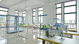 上海英创学院设计教室