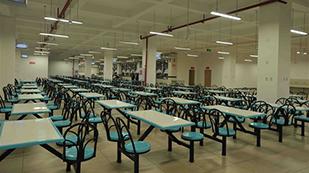 重庆一中双语学校国际部食堂