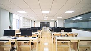 美国(青岛)伍斯特学校的教室