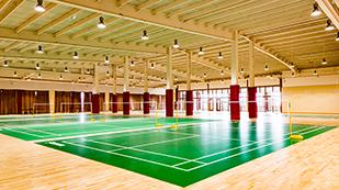 北京王府学校羽乒中心