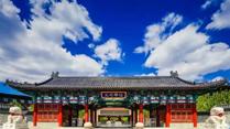 北京王府学校校园环境