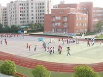 上海市新虹桥中学国际部学校操场
