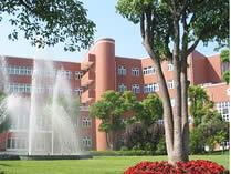 上海市新虹桥中学国际部美丽的校园