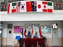 上海市新虹桥中学国际部大厅