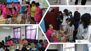 北京新桥外国语高中学校校园环境(六)