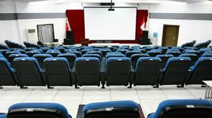 中加枫华国际学校-会议厅