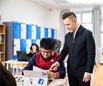 力迈中美国际学校UP美国名校转学制桥梁课程招生简章