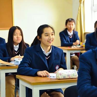 北京市中关村外国语学校中英国际班招生简章