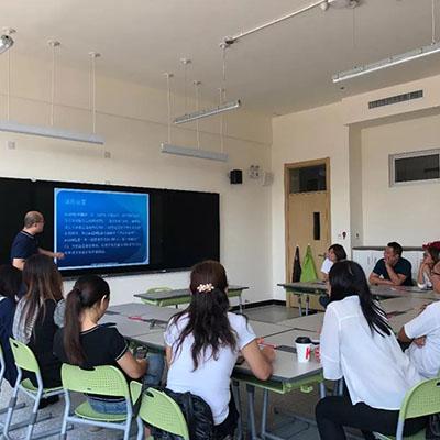 山西王府学校(运城)国际高中课程