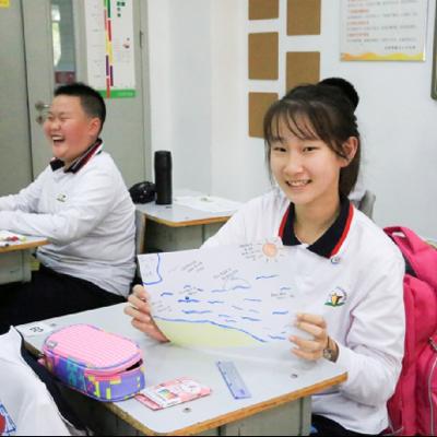 北京五十五中学国际部留学生高中课程
