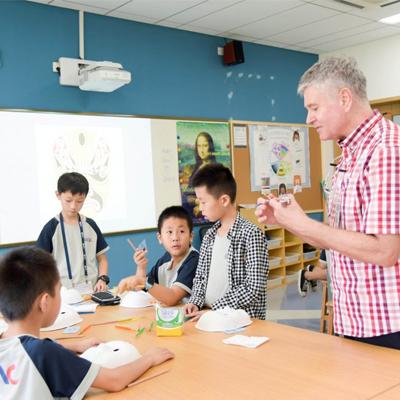 无锡华锐海归人才子女学校初中部招生简章