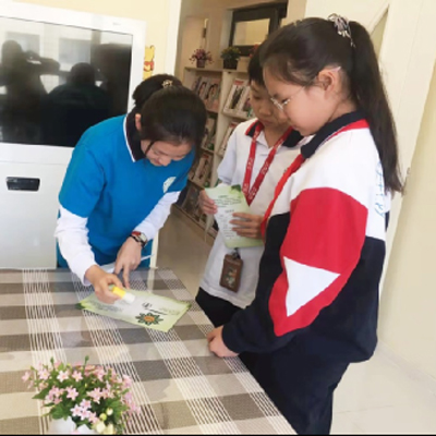 北京五十五中学国际部留学生初中课程