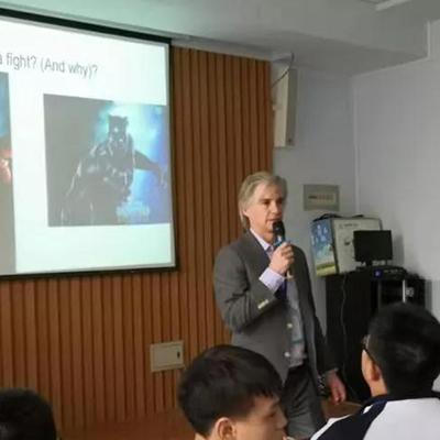 衡水一中中美国际班招生简章