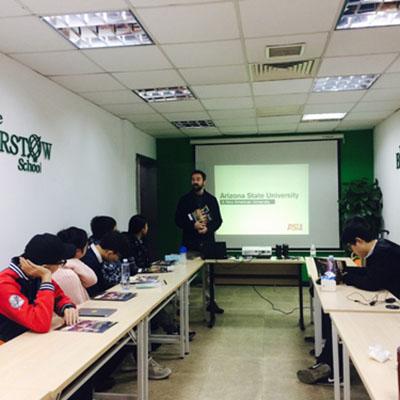美国巴斯图高中上海分校招生简章