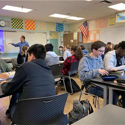 贝拉国际高中美国荣誉课程班招生简章
