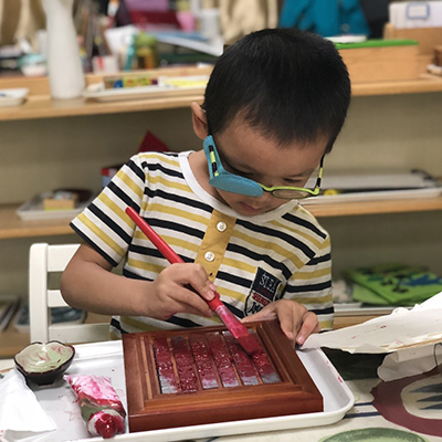 北京市中芯学校幼儿园课程招生简章