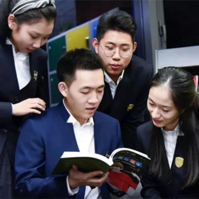 北外附属外国语国际高中招生简章