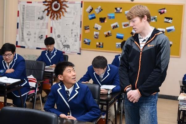 北京君谊中学国际部德国高中招生简章